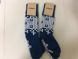 2 Pair Nanigans Sock Club Combed US Cotton Socks - $12.86