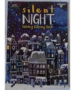 Silent Night Holiday Coloring Book Kappa USA Br... - $7.99
