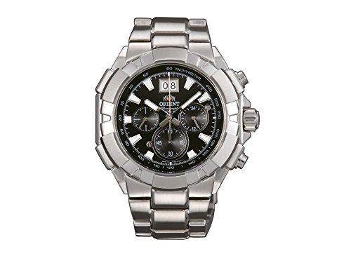 Primary image for Orient Mens Watch Chronograph FTV00003B