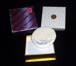 Vintage Rare HARRIET HUBBARD AYER GOLDEN CHANCE Unopened Dusting Powder ... - $24.00