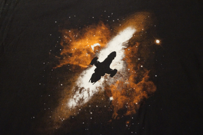 Primary image for Spacecraft, Large Mens T-Shirt