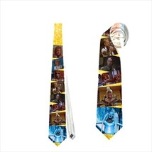 necktie tie leeloo the 5th element milla willis fifth cult memorabilia f... - $22.00