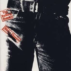 Primary image for THE ROLLING STONES - Sticky Fingers CD