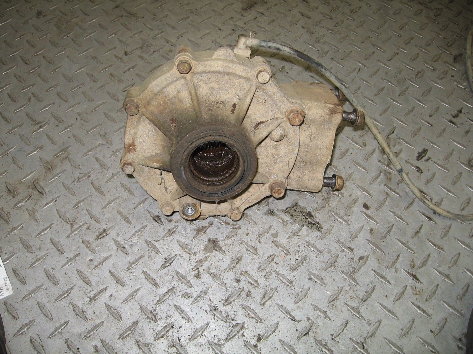 Primary image for YAMAHA 2004 BRUIN 350 4X4 REAR DIFFERENTIAL  PART 30,627