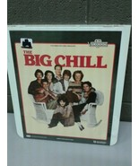 Factory Sealed CED Videodisc The Big Chill Jeff Goldblum (dd) (c22) - $23.33