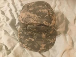 Patrol Cap 7 1/4 ACU Digital Camo Made In USA - $6.55