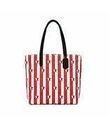 Coach Women's Tote with Stripe Star Print Handbag - $129.00