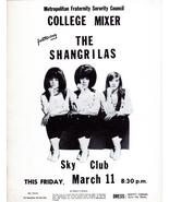 The Shangrilas - $2.25