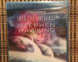 Into the Universe with Stephen Hawking (Blu-ray, 2012)3 Episode Cosmology Series