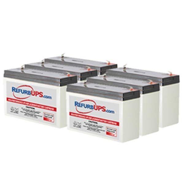 Liebert UG750VA UPS Battery Replacement