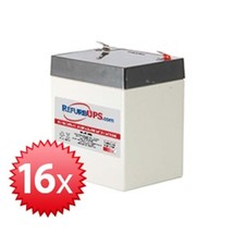 Tripp Lite SU12KRT4UHW - Brand New Compatible Replacement Battery Kit - $191.99