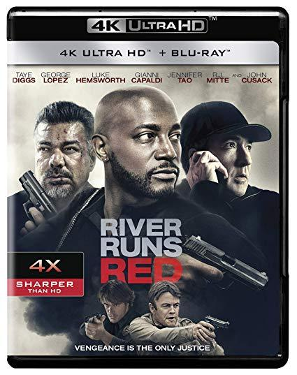 River Runs Red (4K Ultra HD + Blu-ray, 2019)