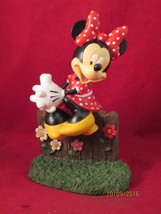Minnie Mouse Figurine - $12.50