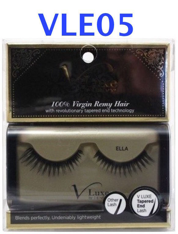 V LUXE by i ENVY ELLA # VLE05 100% VIRGIN REMY HAIR with revolutionary tapered