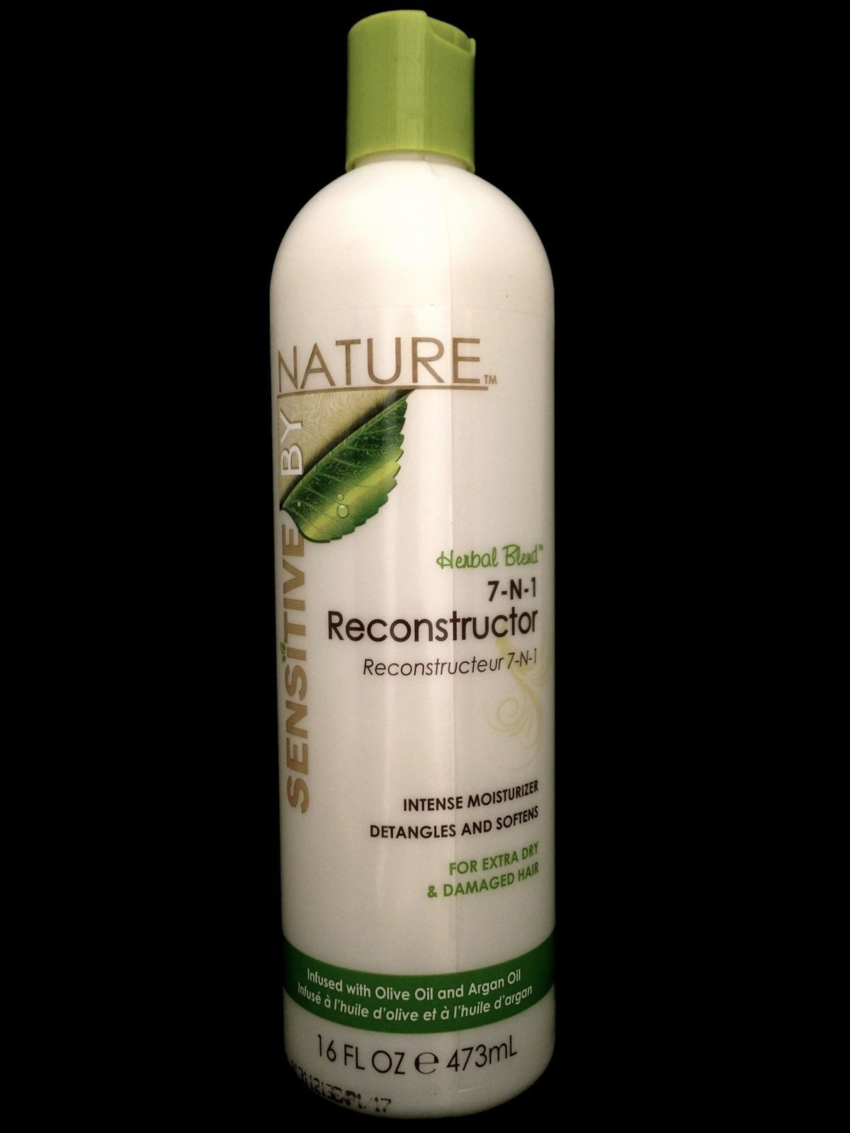 SENSITIVE BY NATURE HERBAL BLEND 7-N-1 RECONSTRUCTOR INTENSE MOISTURIZER 16oz