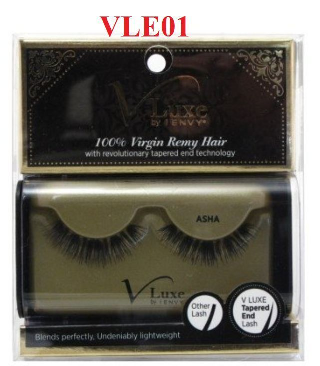 VLUXE by i ENVY ASHA #VLE01 100% VIRGIN REMY HAIR with revolutionary tapered