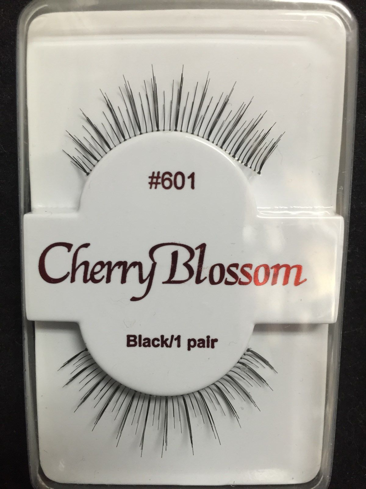 CHERRY BLOSSOM FALSE EYELASHES CHOOSE 1 TO 10 PAIRS OF QTY of  #601  LASHES