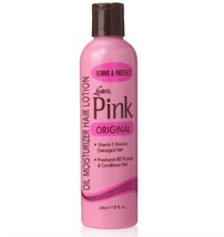 Luster's Pink Original Oil Moisturizer Hair Lotion 8oz Styling Lotion - $5.59