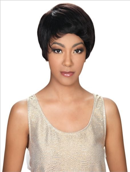 ROYAL IMEX ZURY HR GARDENA 100% HUMAN HAIR WIG SHORT CUT STYLE WIG