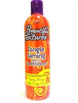 BEAUTIFUL TEXTURES TANGLE TAMING LEAVE IN CONDITIONER FOR MIXED TEXTURES... - $6.92