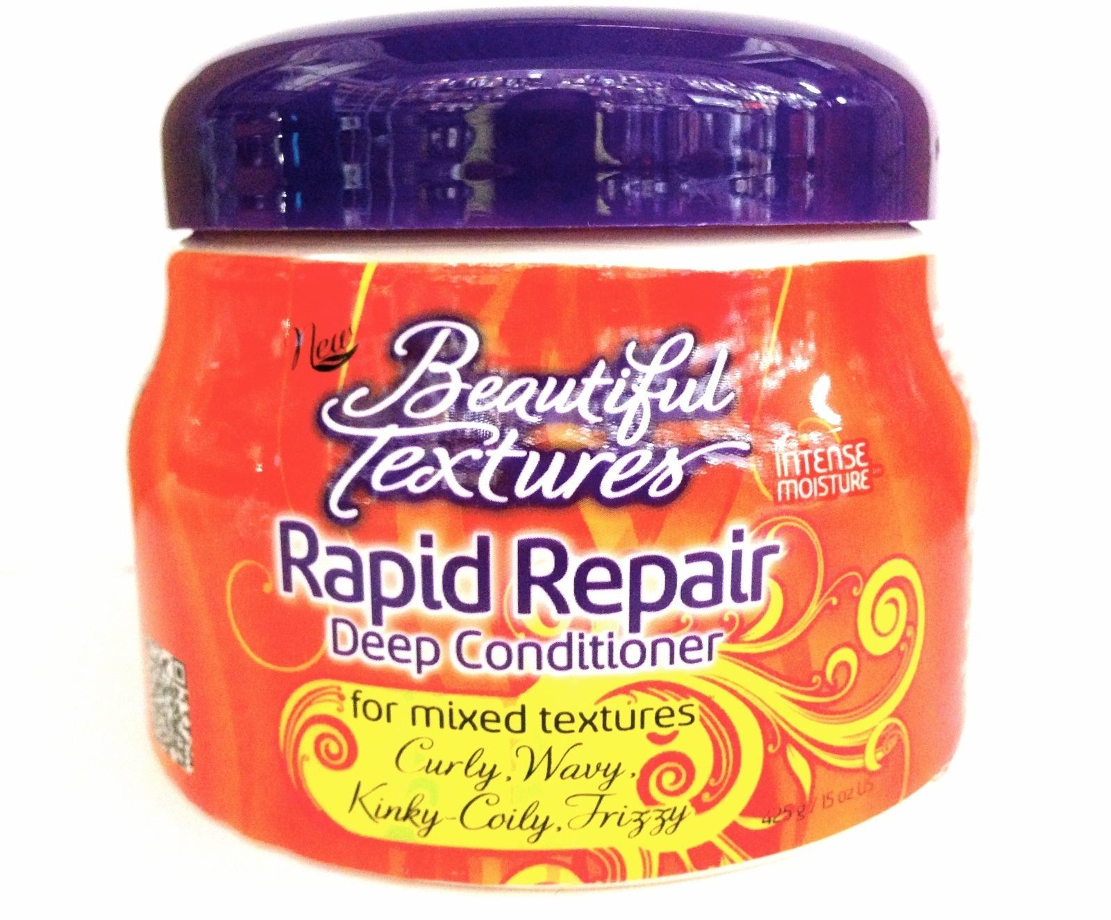 BEAUTIFUL TEXTURES RAPID REPAIR DEEP CONDITIONER FOR MIXED TEXTURES 15oz