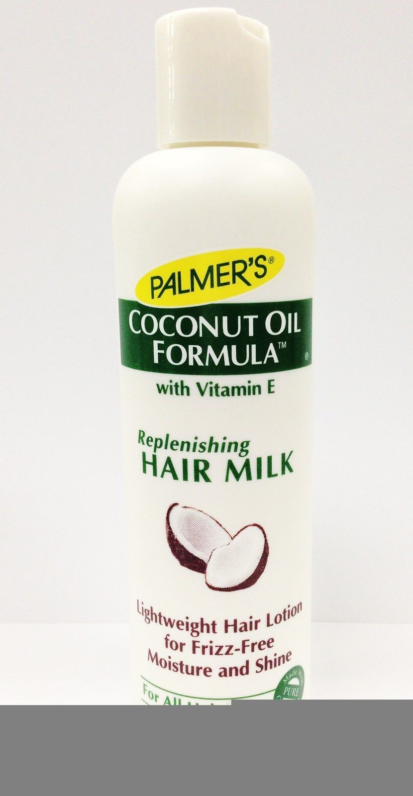 PALMER'S COCONUT OIL FORMULA REPLENISHING HAIR MILK LIGHTWEIGHT HAIR LOTION 8.5o