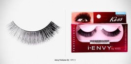 I ENVY by KISS PREMIUM JUICY VOLUME 02 LASHES KPE13 100% REMY HUMAN HAIR - $2.96