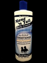 Mane'n Tail Daily Control Anti Dandruff Conditioner Relieves Itching & Flaking - $7.91