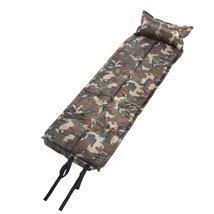 Inflatable Camping Mattress Pillow Air Mat Pad Sleeping Hiking Picnic Fa... - ₹3,258.97 INR