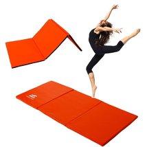 Thick Folding Panel Gymnastics Mat Gym Fitness Exercise Stretching Yoga ... - $1.400,24 MXN