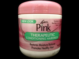 Luster's Pink Therapeutic Conditioning Hairdress Restore Moisture Balance 5oz - $5.53