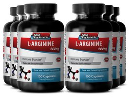 Vitamin B6 for acne - L-Arginine 500mg - Import... - $66.95