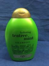 Organix Hydrating Teatree Mint Shampoo 13 Fl Oz - $7.91