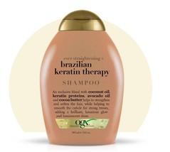 Organix Ever Straightening Brazilian Keratin Therapy Shampoo 13 Fl Oz - $7.91
