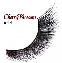 CHERRY BLOSSOM FALSE EYELASHES CHOOSE 1 TO 10 PAIRS OF QTY of  #11  LASHES - $1.57+