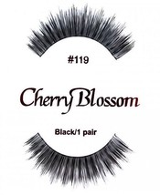 CHERRY BLOSSOM FALSE EYELASHES CHOOSE 1 TO 10 PAIRS OF QTY of  #119 LASHES - $1.57+