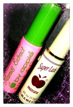 Mamey and P&G Super Lash Mascara by Apple Cosmetics - $3.89