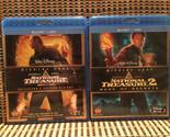 National Treasure 1&2: Book Of Secrets (4-Disc Blu-ray/DVD)Disney.Dir<3 Ninja