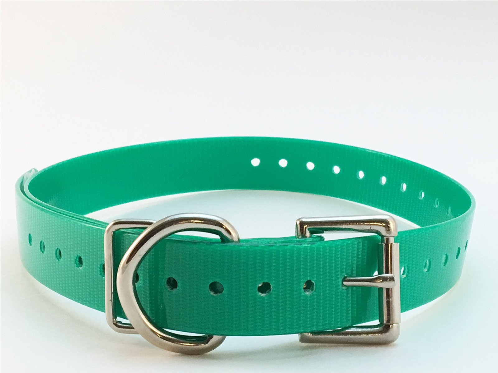 Sparky PetCo compatible sport dog 1 inch Collar with Roller Buckle and Nickel...