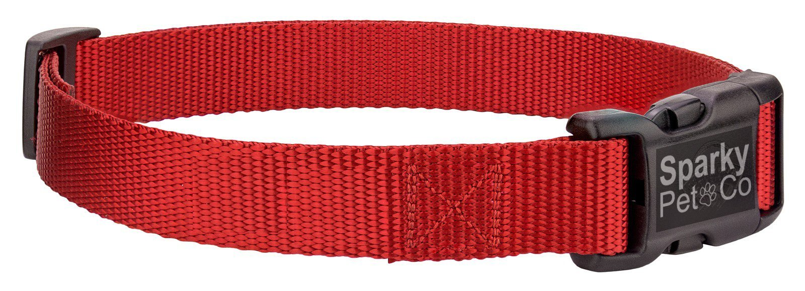 "Sparky PetCo 3/4"" Solid Nylon PetSafe Compatible Replacement Strap For Petsaf..."