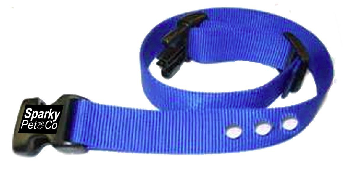 "Sparky PetCo Heavy Duty 1"" 3 Hole Replacement Collar for PetSafe Compatible B..."