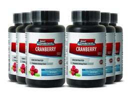 Cranberry Supplement for Urinary Health - Cranberry Concentrated Extract... - $66.75