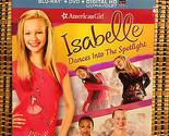 American Girl: Isabelle Dances into the Spotlight (2-Disc Blu-ray/DVD/Slipcover)