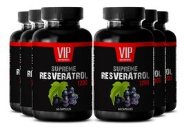 Excellent Resveratrol Supplement 1200mg - Premium Red Wine Extract - Max... - $63.69
