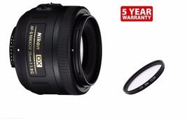 Nikon AF-S Nikkor 35mm f/1.8G DX Lens w/ 5 years warranty + UV Protectio... - $226.71