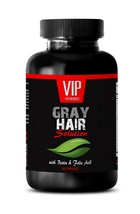 Folic Supplement - Gray Hair Solution - Hair co... - $13.67