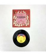 "101 DALMATIONS (1965) Disneyland Book & Record set 7"" 33-1/3rpm - $20.00"