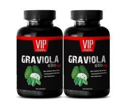 Natural Graviola Immune Supplement - Soursop Gr... - $24.26