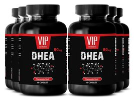 Brain boost - DHEA 50 mg - Brain booster - 6 Bottles 360 Capsules - $63.95