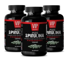 Superfood Supplements - Natural Spirulina Extra... - $34.25